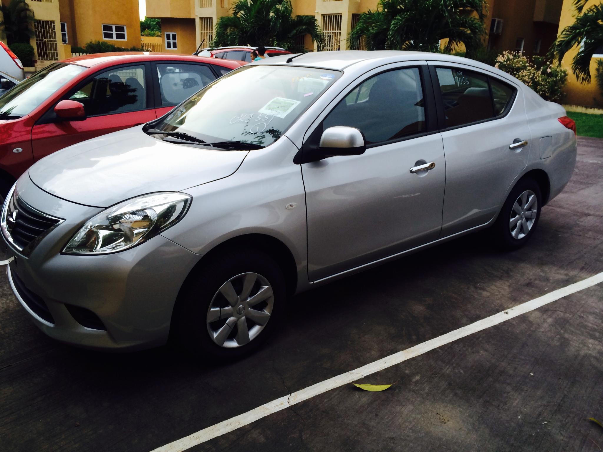 2013 Nissan Latio Sopi Motors