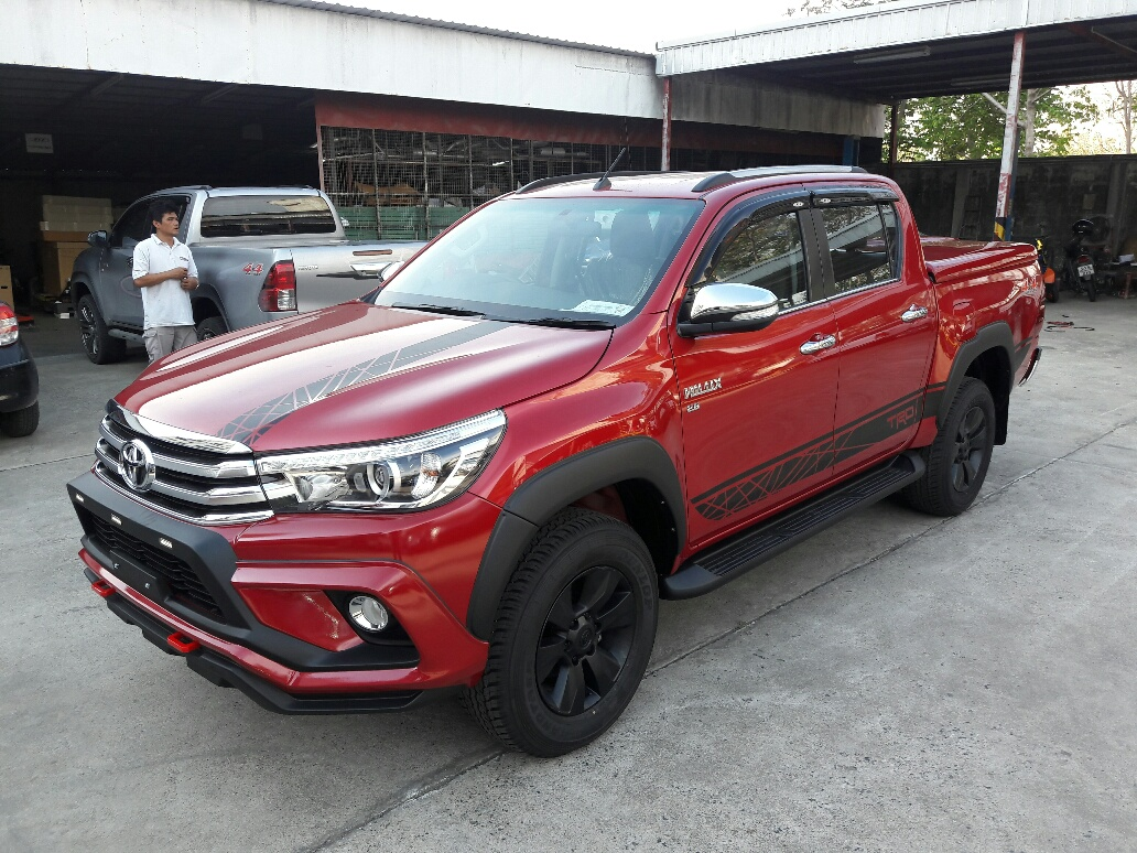 2017 Toyota Hilux Trd Sopi Motors