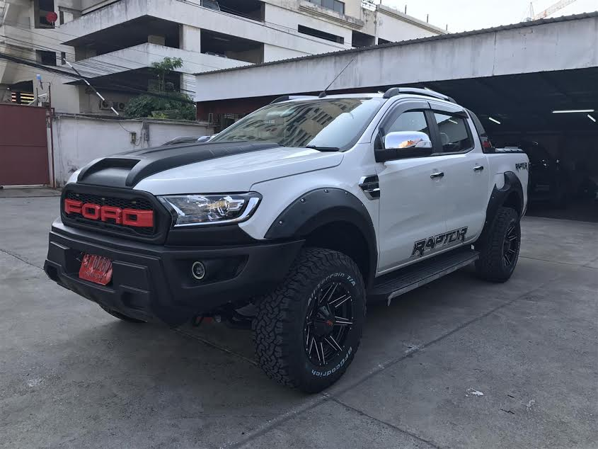 2017 FORD RANGER RAPTOR | SOPI Motors