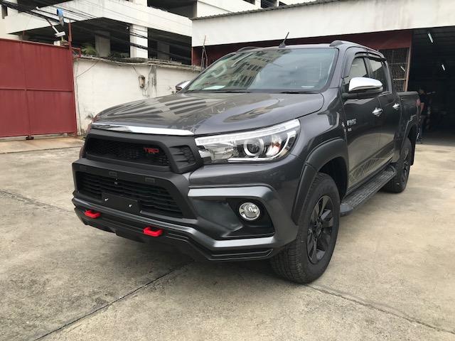 2018 Toyota Hilux Revo Trd Sopi Motors