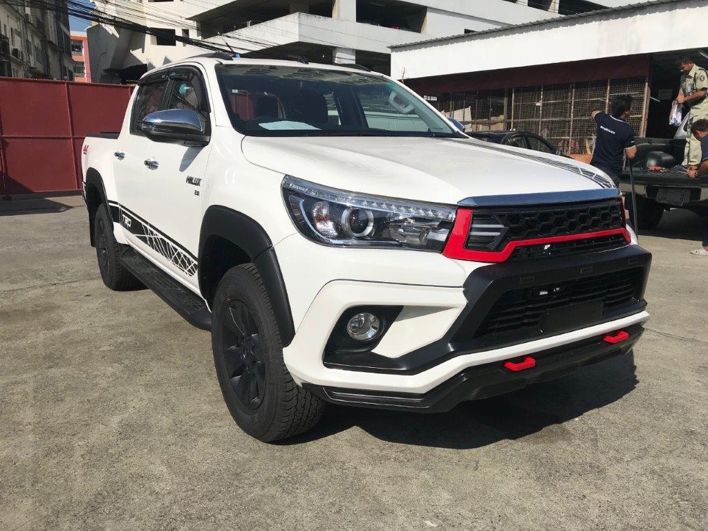 2018 Toyota Hilux Revo Trd Spec Sopi Motors
