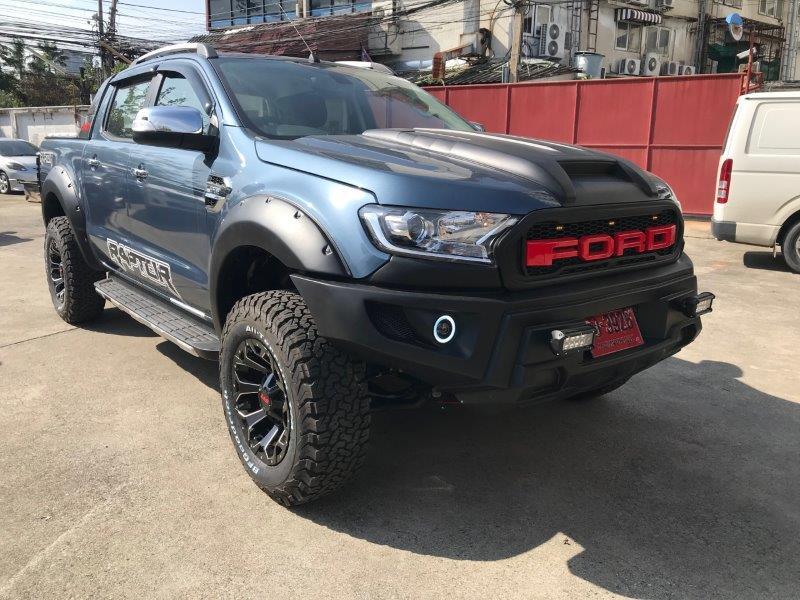 2018 Ford Ranger Raptor Upgraded Interior Sopi Motors