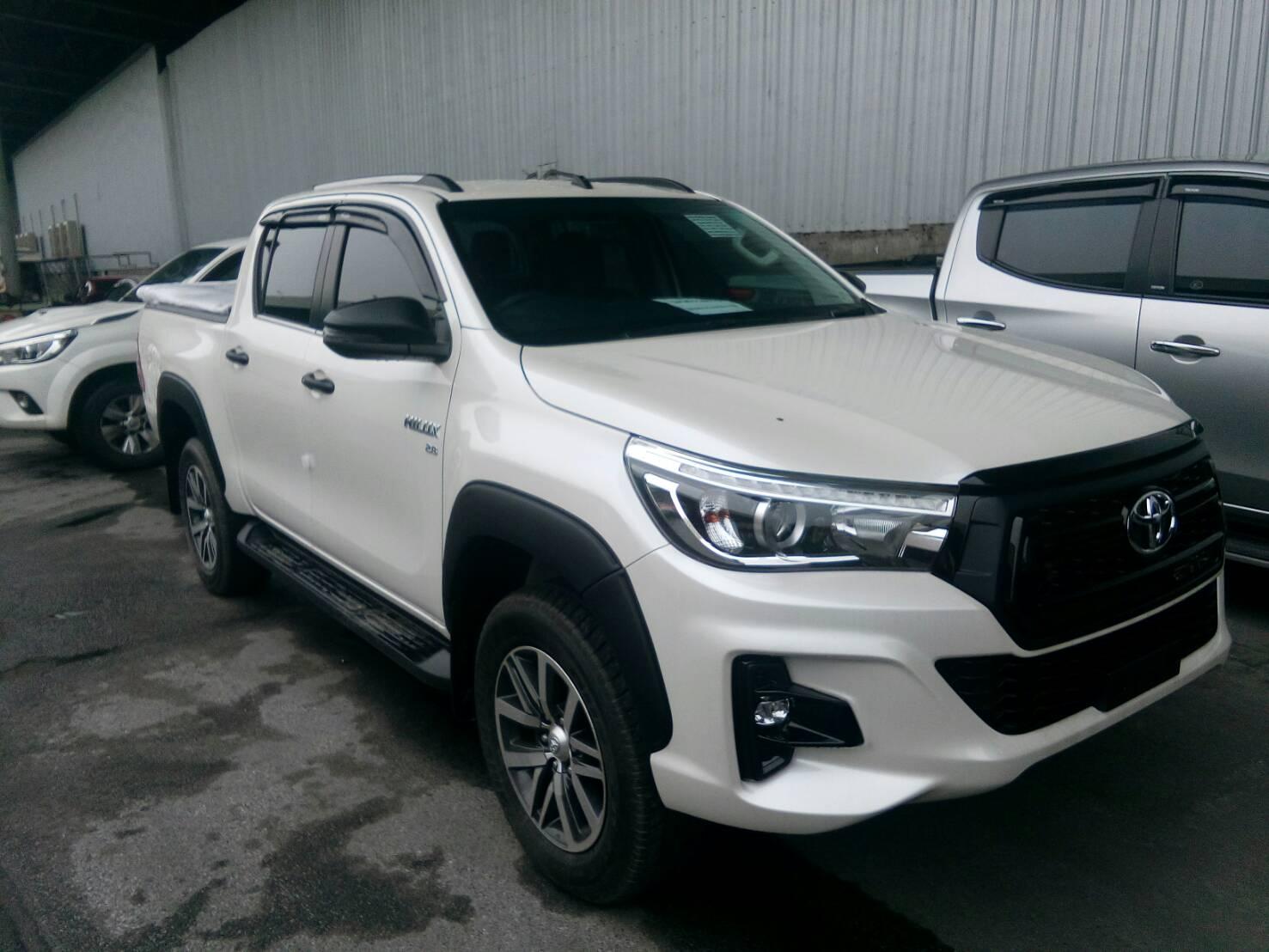 2018 Toyota Hilux Revo Facelift Sopi Motors