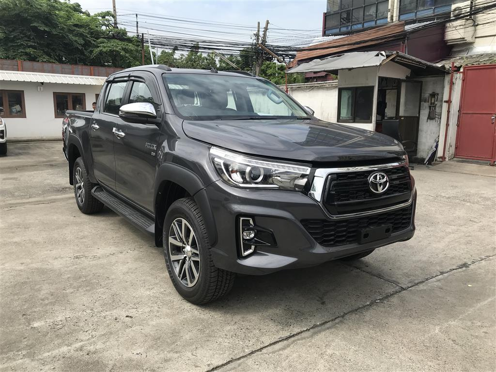 2018 Toyota Hilux Facelift Sopi Motors